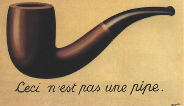 Magritte-la-pipa